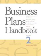 Business Plans Handbook, v. 2 Cover