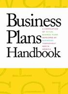 Business Plans Handbook, ed. , v. 5 Cover