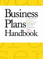 Business Plans Handbook, v. 7 Cover
