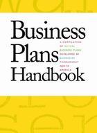 Business Plans Handbook, ed. , v. 7 Cover