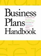 Business Plans Handbook, ed. , v. 8 Cover