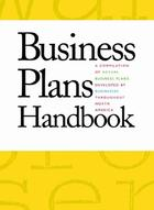 Business Plans Handbook, v. 9 Cover
