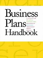 Business Plans Handbook, ed. , v. 10 Cover