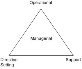 Figure 1: Categorization of Business Processes