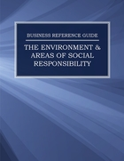 The Environment & Areas of Social Responsibility