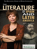 The Literature of Spain and Latin America, ed. , v.