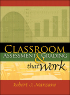 Classroom Assessment & Grading That Work, ed. , v.