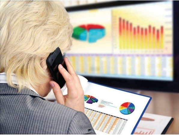 Financial analysts provide guidance to businesses and individuals making investment decisions.