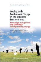 Coping with Continuous Change in the Business Environment, ed. , v.