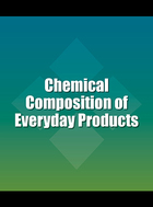 Chemical Composition of Everyday Products, ed. , v.