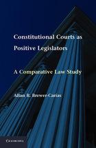 Constitutional Courts as Positive Legislators, ed. , v.