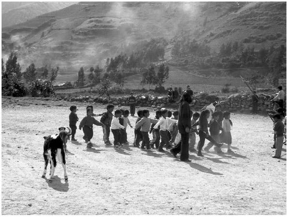 Figure 3. Preschoolers in Peru.
