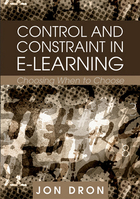 Control and Constraint in E-Learning, ed. , v.