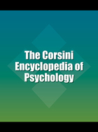 The Corsini Encyclopedia of Psychology, ed. 4, v.