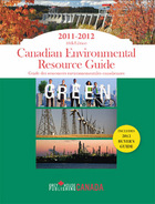 Canadian Environmental Resource Guide 2011-2012, ed. 16