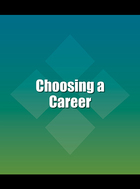 Choosing a Career, ed. , v.