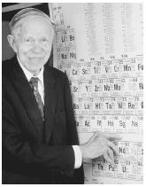 Nobel laureate Glenn T. Seaborg was among those who discovered many radioactive elements and isotopes.