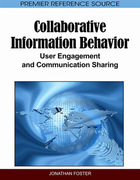 Collaborative Information Behavior, ed. , v.