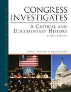 Congress Investigates, ed. , v.