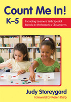 Count Me In! K-5, ed. , v.