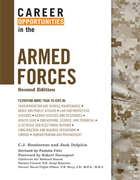 Career Opportunities in the Armed Forces, ed. 2, v.