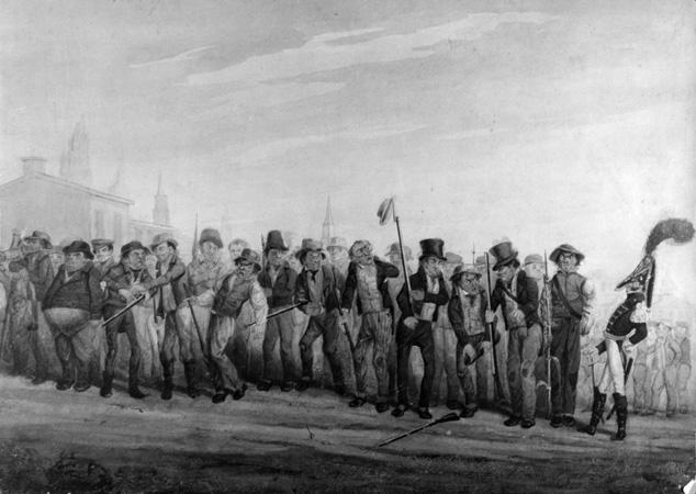 Early American Militia