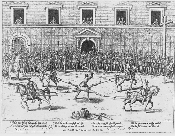 Drawing and Quartering