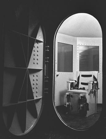 San Quentin Gas Chamber