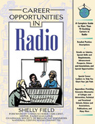 Career Opportunities in Radio Cover
