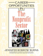 Career Opportunities in the Nonprofit Sector, ed. , v.