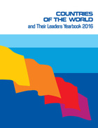 Countries of the World and Their Leaders Yearbook 2016 Cover