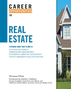 Career Opportunities in Real Estate, ed. , v.  Cover