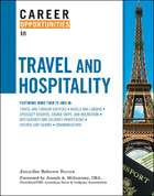 Career Opportunities in Travel and Hospitality, ed. , v.