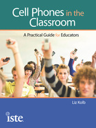 Cell Phones in the Classroom, ed. , v.