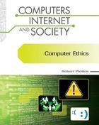 Computer Ethics, ed. , v.