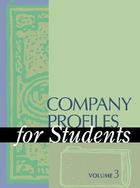 Company Profiles for Students, ed. , v.