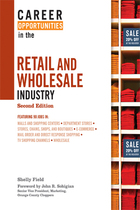 Career Opportunities in the Retail and Wholesale Industry, ed. 2, v.  Icon