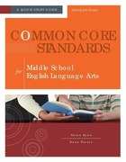 Common Core Standards for Middle School English Language Arts, ed. , v.