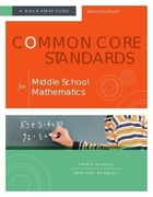 Common Core Standards for Middle School Mathematics