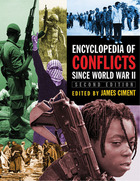 Encyclopedia of Conflicts Since World War II, ed. , v.