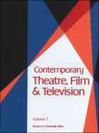 Contemporary Theatre, Film and Television