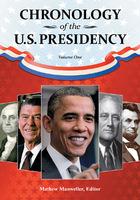 Chronology of the U.S. Presidency, ed. , v.