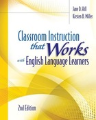 Classroom Instruction That Works with English Language Learners, ed. 2, v.