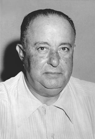 President of Nicaragua Anastasio Somoza Garca, ca. 1940s. (Corbis)