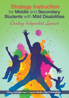 Strategy Instruction for Middle and Secondary Students with Mild Disabilities, ed. , v.