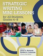 Strategic Writing Mini-Lessons for All Students, Grades 4-8, ed. , v.