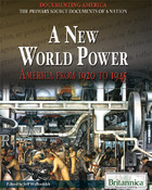 A New World Power, ed. , v.