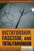 Dictatorship, Fascism, and Totalitarianism, ed. , v.