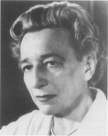 Lillian Hellman in 1966