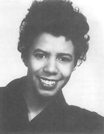 Lorraine Hansberry in 1959, the year of A Raisin in the Sun s Broadway debut